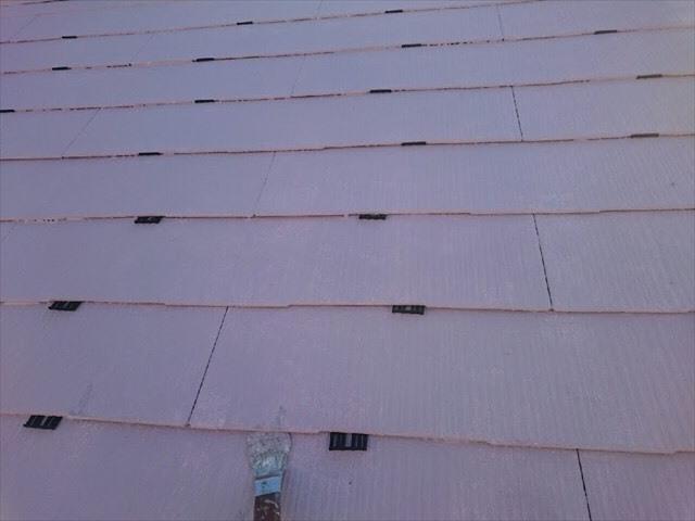 タスペーサーを入れた家と瓦屋根の家🏠台風被害多!