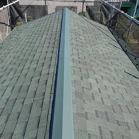 金額提示❕ 館山市内にての台風災害の屋根をリフォーム