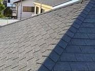 台風被害🌀屋根工事🏠