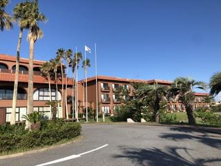 千葉県館山市にてホテルの見積もりいただきました。