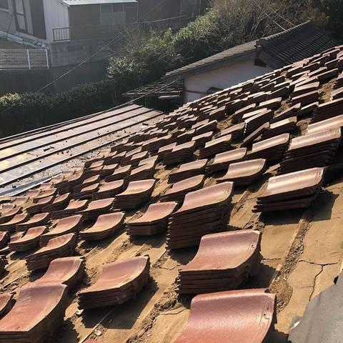 瓦屋根からデコルーフ屋根へ