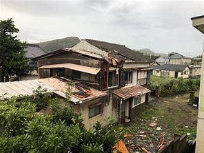 千葉県今も避難続く、新たに「空き家」被害の問題!!