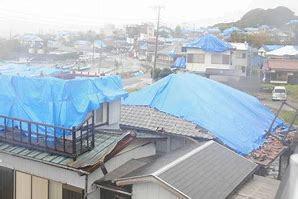 相次いだ台風 傷深い房総半島南部