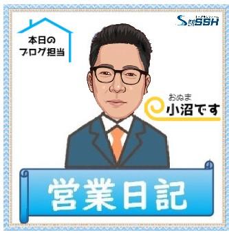 【営業日記】木更津市中島にて